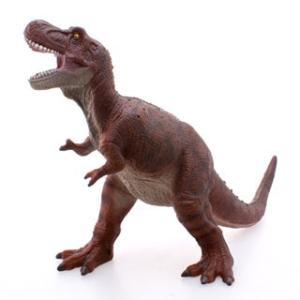 【フェバリット】DINOSAUR 恐竜 ティラノサウルス ビニールモデル プレミアムエディション (FD-351) mic21