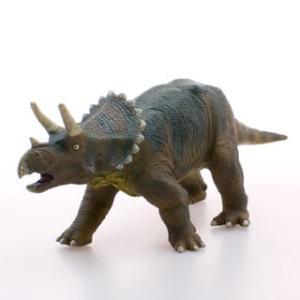 【フェバリット】DINOSAUR 恐竜 トリケラトプス ビニールモデル プレミアムエディション (FD-352) mic21