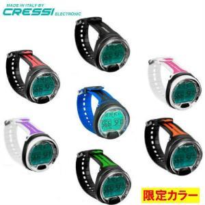 CRESSI-SUB(クレッシーサブ)☆限定カラー☆LEONARDO(レオナルド) ダイブコンピューター[あすつく対応商品]|mic21