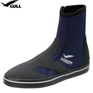 【GULL(ガル)】 GA-5626A GSブーツ メンズ [ネイビー] mic21