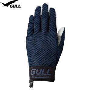 【GULL】 GA-5578A サマーグローブ3 メンズ [ミッドナイトブルー] mic21