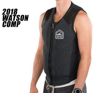 [Liquid Force リキッドフォース]2018年モデル WATSON COMP VEST ワトソンCOMPベスト [ブラック][送料無料]|mic21