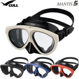GULL (ガル)GM-1036 マンティス5 ブラックシリコン GM1036 MANTIS 5 ダ...