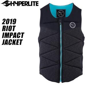 【HYPERLITE ハイパーライト】2019年モデル RIOT IMPACT JACKET ライオット メンズ インパクトジャケット [BLACK]|mic21