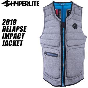 【HYPERLITE ハイパーライト】2019年モデル RELAPSE IMPACT JACKET リラップス メンズ インパクトジャケット|mic21