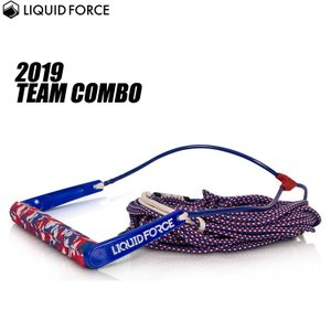 【Liquid Force リキッドフォース】2019年モデル TEAM COMBO チームコンボ (ハンドル&ラインセット) [America] 【送料無料】|mic21
