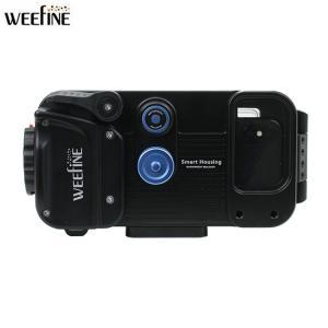 フィッシュアイ fisheye WEEFINE WFスマートハウジング for iPhone / Android Smart Phones 耐圧水深 80m 10446 スマホ 防水ケース|mic21