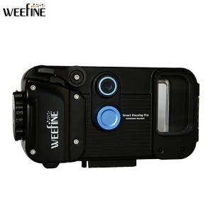 フィッシュアイ fisheye WEEFINE WFスマートハウジングPRO for iPhone / Android Smart Phones 耐圧水深 80m 10445 スマホ 防水ケース|mic21