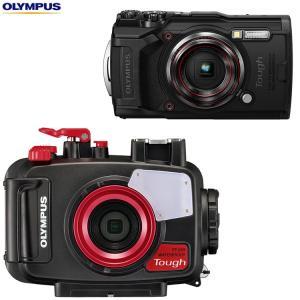 【OLYMPUS】オリンパス TG-6+PT-059 水中カメラセット  【送料無料】|mic21