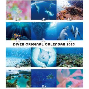 [ダイバー]  2020年版 mic21オリジナルカレンダー mic21