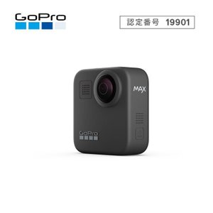 【GoPro】 MAX ゴープロ マックス CHDHZ-201-FW 360度全天球撮影 ウェアラブルカメラ【国内正規品】【予約受付中/10月下旬頃発売予定】|mic21
