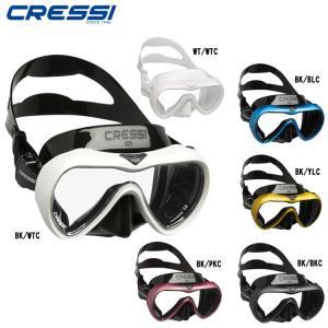Cressi クレッシー A1 MASK ダイビング用一眼マスク