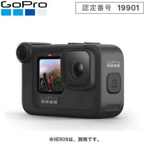 [ GoPro ] ゴープロ HERO9用 メディアモジュラー Media Mod ADFMD-00...