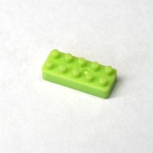 ライトグリーン 2×5ブロック  10個