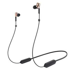 audio-technica SOLID BASS ワイヤレスイヤホン 重低音 Bluetooth ...