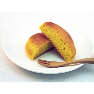 グルテンフリー米粉パン かぼちゃパン|micco