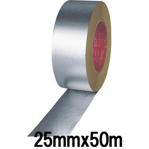 スリオンテック アルミテープ No.8060 25mmx50m 1巻|michi-net