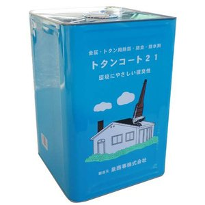防処理剤 「トタンコート」 (16L) 1缶|michi-net