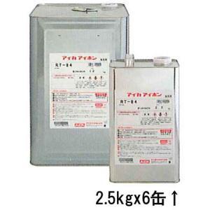 アイカ エコエコボンド 一般木工用「ゴム系接着剤専用」 (RT-84)2.5kg 6缶/箱|michi-net