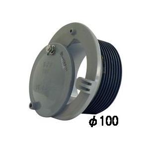 差込式分水栓 塩ビ管・ヒューム管φ100用 B1-100  1ヶ|michi-net