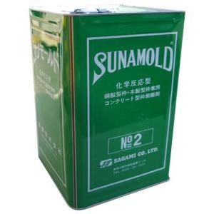 型枠剥離剤 「サナモールド NO2」(18L)  1缶|michi-net