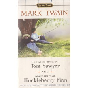 The Adventures Of Tom Sawyer AND Adventures Of Huckleberry Finn / MARK TWAIN 中古 新書 michikusa-store