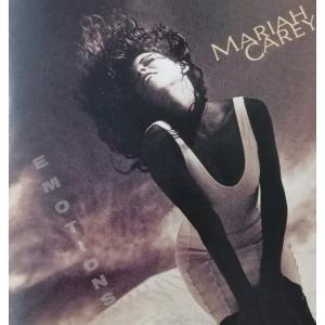 EMOTIONS ※輸入盤につき、対訳なし(歌詞カードあり) / MARIAH CAREY 中古・レンタル落ちCD アルバム|michikusa-store