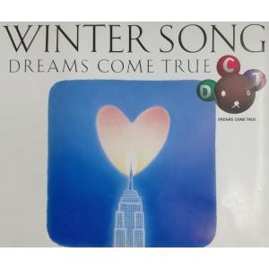 WINTER SONG / ドリームズ・カム・トゥルー 中古・レンタル落ちCD シングル|michikusa-store