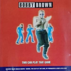 TWO CAN PLAY THAT GAME ※輸入盤につき、歌詞カードなし / BOBBY BROWN 中古・レンタル落ちCD アルバム|michikusa-store