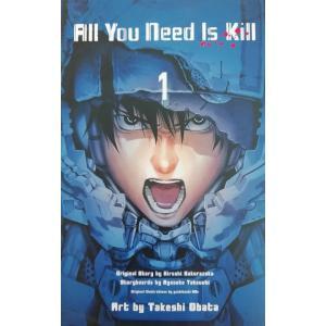 タイトル: All You need Is Kill 1 作  者: 小畑健 出  版: 集英社 ※...
