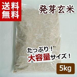【送料無料】発芽玄米『遠野の便り』(業務用5kg)|michinoku-farm