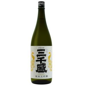 三千盛 純米 純米大吟醸酒 1.8L|michisakari
