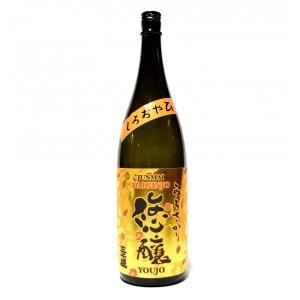 三千盛 悠醸ひやおろし 純米大吟醸酒 1.8L|michisakari