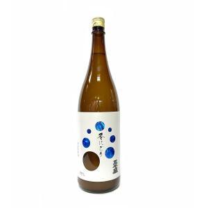 三千盛 純米大吟にごり 純米大吟醸生酒 1.8L 【要冷蔵】|michisakari