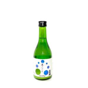 三千盛 純米大吟にごり 純米大吟醸生酒 300ml 【要冷蔵】|michisakari