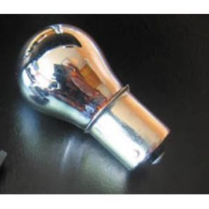 クロームコーティングバルブ/S25サイズ(シングル球)2ケセット mick