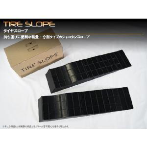 タイヤスロープ(シャコタンスロープ)|mick