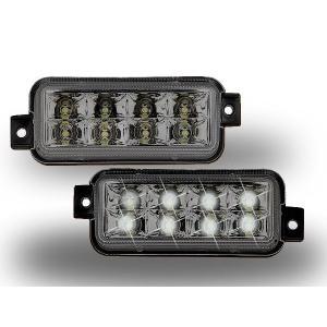 M−BRO LEDクリスタルバックランプ/ジムニー JB23 スモーク mick