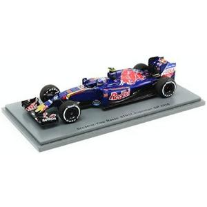 Toro Rosso STR1No.33 (Race TBC) Max Verstappen (1/43スケール S5009)の商品画像|ナビ