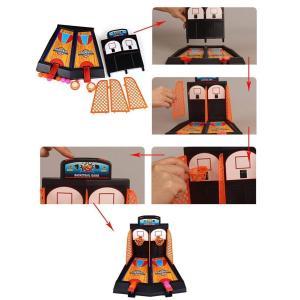 Avtion バスケットボールシューティングゲーム2プレーヤーのデスクトップテーブルバスケットボールゲームクラシックアーケードゲームバスケッ|micomema