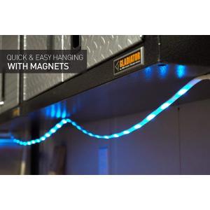 Luminoodle COLOR ルミヌードルカラー 高機能ロープ型LEDライト 1.5m 14色 リモコン付属 ランタン 防水 キャンプ|micomema