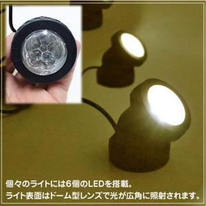 GBT ガーデンライト ソーラーライト 充電式 スポットライト 温暖色2灯 LED イルミネーション 光センサー内臓 自動ON/OFF 特大 micomema