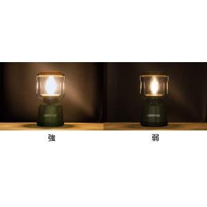 GENTOS(ジェントス) LEDランタン 明るさ400ルーメン/実用点灯30時間 EX-400F|micomema