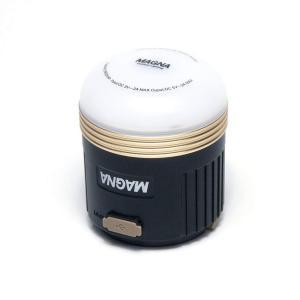 MAGNA(マグナ) 充電式 LEDランタン ハードケース リモコン付 迷彩 3WAY 550ルーメン 連続点灯240時間 (黒 本体,リモ|micomema