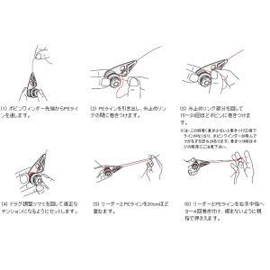 シマノ ボビンワインダーライトタイプ TH-201M ブルー|micomema