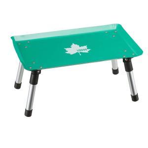 ロゴス アウトドア テーブル カラータフテーブル-AF(グリーン) 73189021|micomema