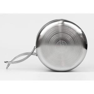 キャプテンスタッグ(CAPTAIN STAG) キャンプ BBQ用 鍋 皿セット カートリッジクッカーセット820mlM-8579 micomema
