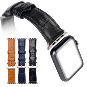 Apple Watch バンド COCASES iWatchバンド アップルウォッチ交換ベルト 高級感 時計ベルト 本革 柔軟 男女兼用 お micomema
