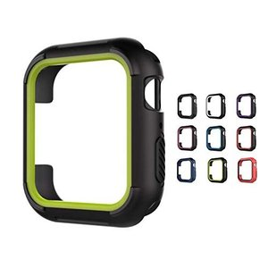 Apple Watch Series4 ケース/カバー 耐衝撃 シリコン ケース/カバー 44mm用 シンプルでおしゃれなアップルウォッチ micomema
