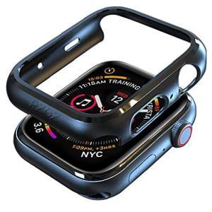 PZOZ Apple Watch 4 44mm ケース アップルウォッチ カバー 超簿 耐衝撃性 Apple Watch Series 4( micomema